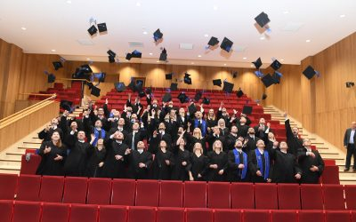 Zakończenie roku akademickiego XXVIII, XXIX i XXX edycji studiów MBA